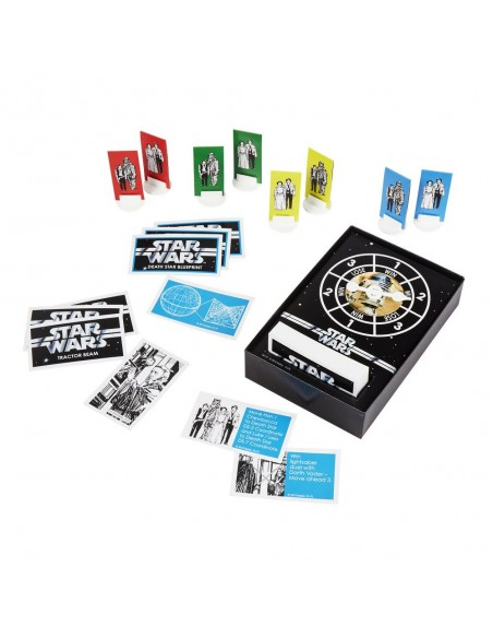 Star Wars Brettspiel Board Game Escape from Death Star - Vintage Retro Collection