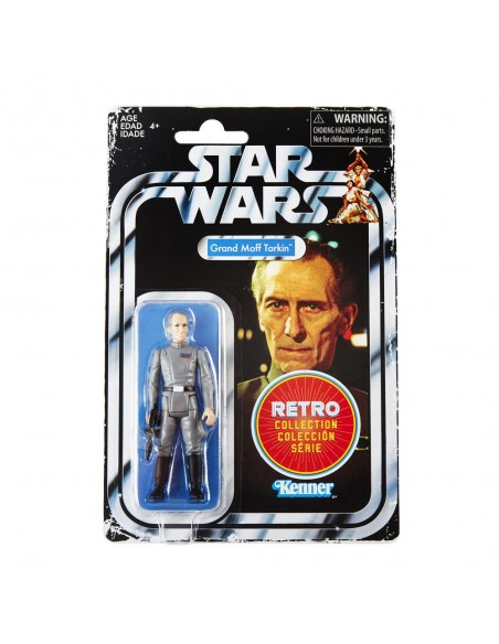 Star Wars Brettspiel Board Game Escape from Death Star - Vintage Retro Collection - Grand Moff Tarkin