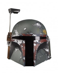 Star Wars EP V Black Series 1/1 Premium Boba Fett Helm