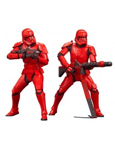 Star Wars EP IX ArtFX+ 1/10 Sith Troopers 2-Pack