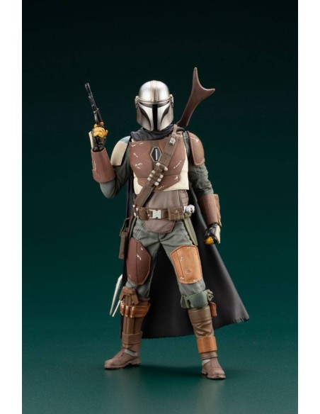 Star Wars The Mandolorian ArtFX+ 1/10 Mandolorian