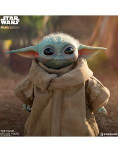 Sideshow Star Wars The Mandalorian Lifesize 1:1 The Child