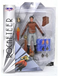 Disney Select Actionfigur Wave 1 - Rocketeer