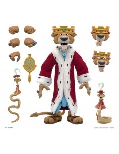 Super7 Disney Ultimates Actionfigur - Prince John