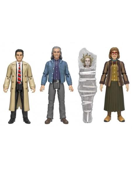 Twin Peaks Actionfiguren 4-er Pack